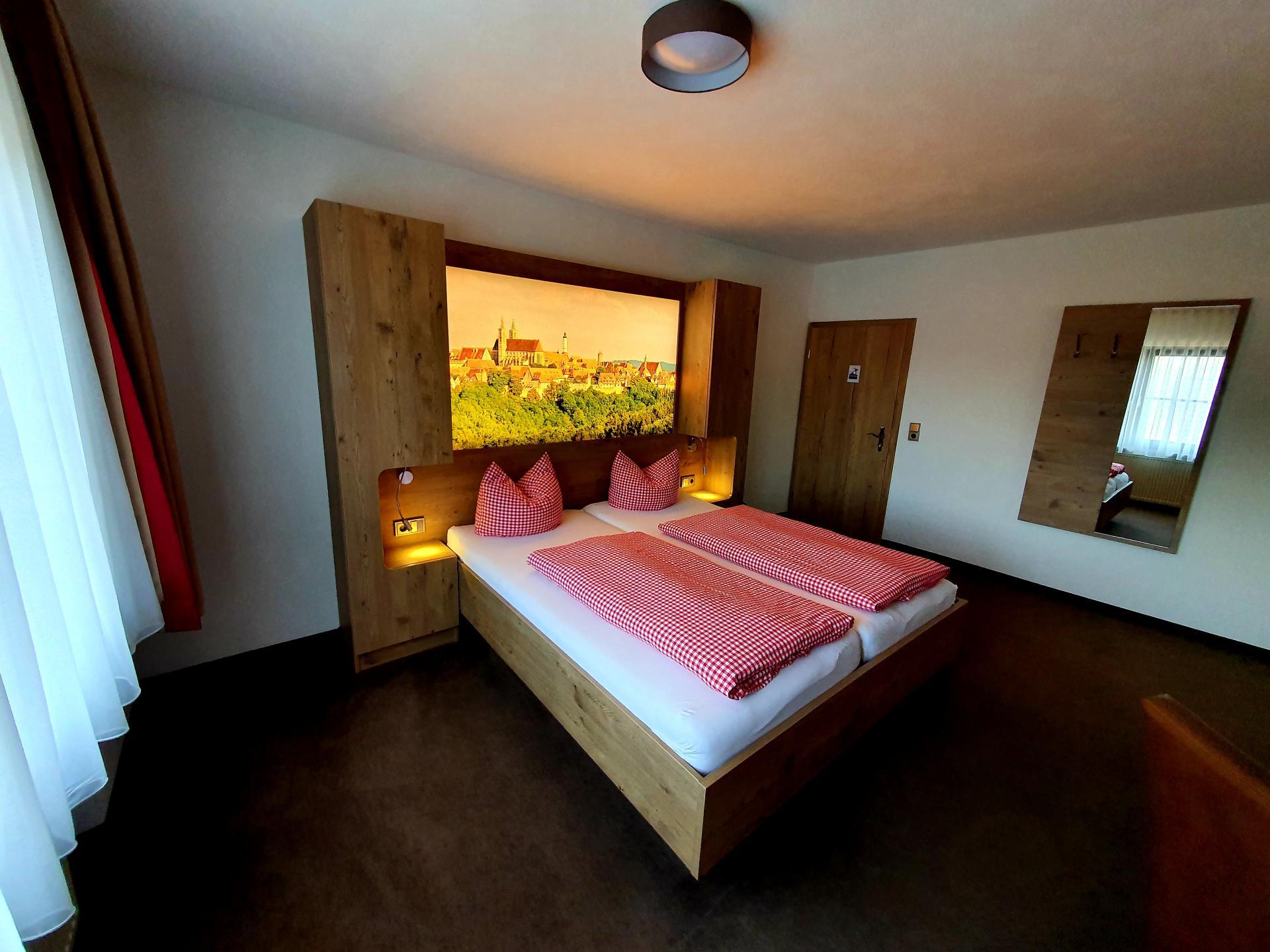 Suite (Wohn- und Schlafraum)